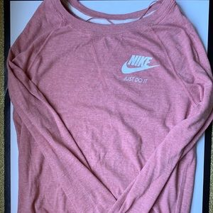 Nike Women's Long Sleeved Shirt Size Small